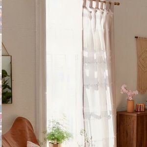 Urban Outfitter Home Paloma Curtains (3)